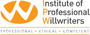 Institute of Professional Willwriters logo | link to IPW website