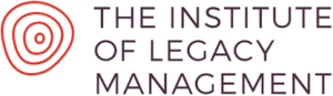 The Institute of Legacy Management logo | link to ILM website