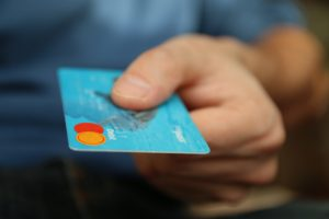A credit card_How Do I Find Out The Value Of An Estate_Blog_Body Image | Remember A Charity