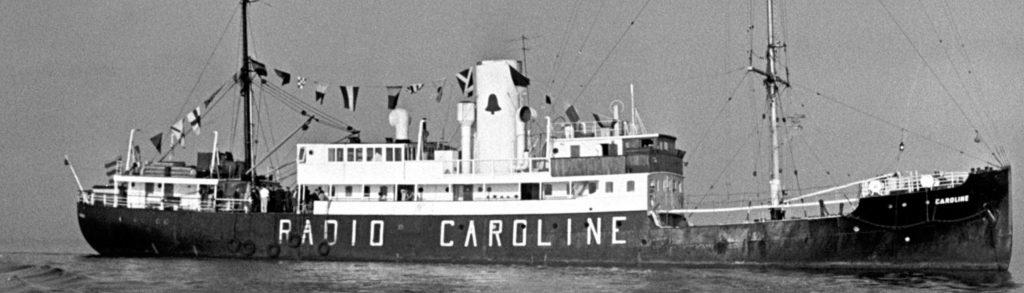 Radio Caroline Prepares Its Legal Return To The Airwaves